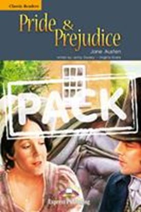 Εικόνα της PRIDE AND PREJUDICE SET WITH AUDIO CD's