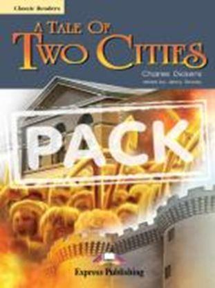 Εικόνα της A TALE OF TWO CITIES SET WITH CD'S