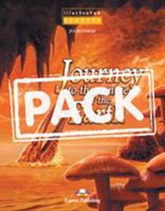 Εικόνα της JOURNEY TO THE CENTRE OF THE EARTH ILLUSTRATED WITH CDs & DVD PA L/NTSC