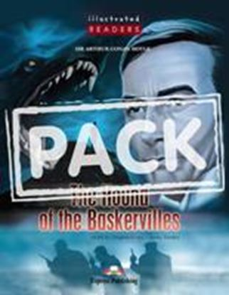 Εικόνα της THE HOUND OF BASKERVILLES (WITH AUDIOCD/DVD VIDEO PAL)