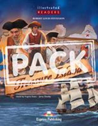 Εικόνα της TREASURE ISLAND ILLUSTRATED WITH CD