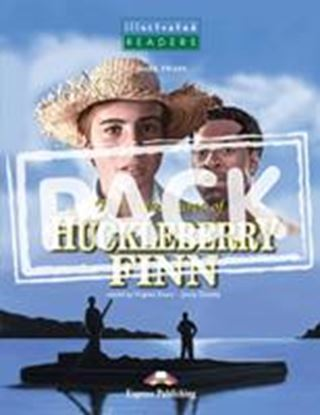 Εικόνα της THE ADVENTURES OF HUCKLEBERRY FINN WITH CD