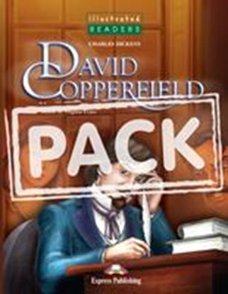 Εικόνα της DAVID COPPERFIELD ILLUSTRATED WITH CD