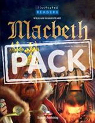 Εικόνα της MACBETH ILLUSTRATED WITH CD