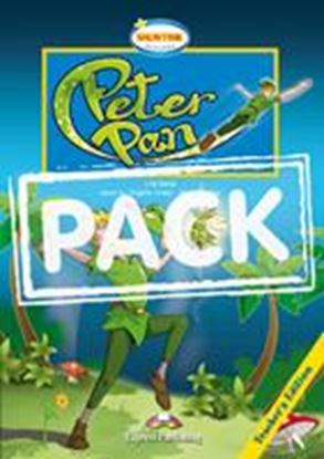 Εικόνα της PETER PAN T'S PACK (WITH CDs & DVD PAL/NTSC)