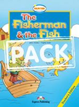 Εικόνα της THE FISHERMAN AND THE FISH TEACHER'S PACK 2 (T'S,MULTI-ROM PAL)