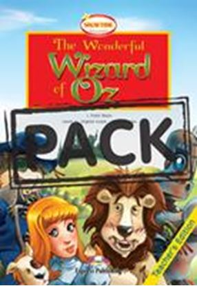 Εικόνα της THE WONDERFUL WIZARD OF OZ T'S PACK (WITH AUDIO CD's & DVD PAL/N TSC)