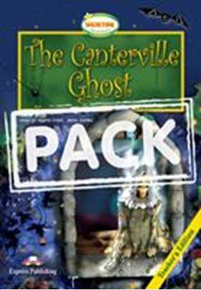 Εικόνα της THE CANTERVILLE GHOST T'S PACK (WITH AUDIO CD's & DVD PAL/NTSC)