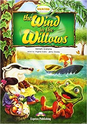 Εικόνα της THE WIND IN THE WILLOWS SET WITH CD