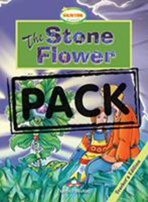 Εικόνα της THE STONE FLOWER TEACHER'S PACK (WITHAUDIO CD/DVD PAL)