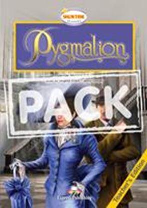 Εικόνα της PYGMALION TEACHER'S PACK (WITH AUDIO C D's)