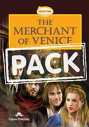 Εικόνα της THE MERCHANT OF VENICE SET WITH CDS &DVD PAL/NTSC