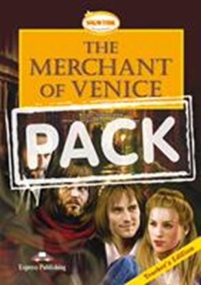Εικόνα της THE MERCHANT OF VENICE T'S PACK (WITH CDS & DVD PAL/NTSC)