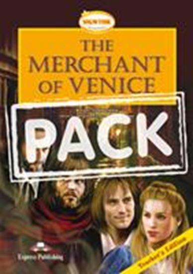 Εικόνα από THE MERCHANT OF VENICE T'S PACK (WITH CDS & DVD PAL/NTSC)