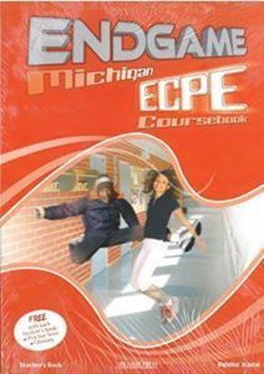Εικόνα της ENDGAME MICHIGAN ECPE T/B & Glossary & Practice test