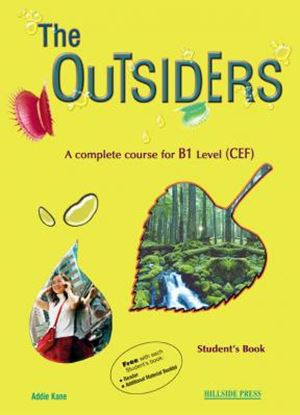 Εικόνα της THE OUTSIDERS B1 S/B with Story (Fre edom) & Additional