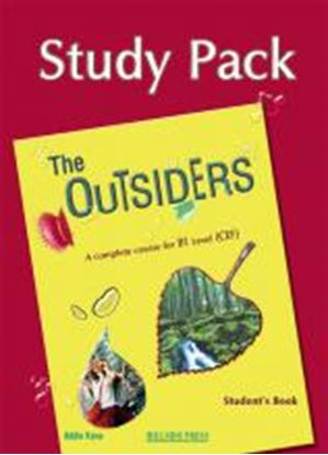 Εικόνα της THE OUTSIDERS B1 Study Pack S/B
