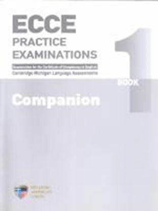 Εικόνα της ECCE BOOK 1 , PRACTICE EXAMINATIOS COMPANION