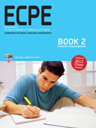 Εικόνα της ECPE BOOK 2 PRACTICE EXAMINATIOS STUDENT'S BOOK