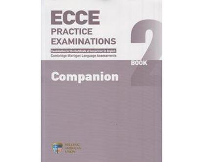 Εικόνα της ECCE BOOK 2 , PRACTICE EXAMINATIOS COMPANION