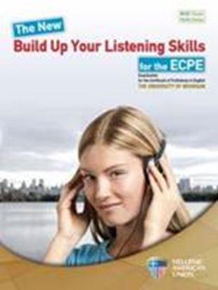 Εικόνα της THE NEW BUILD UP YOUR LISTENING SKILLS FOR THE ECPE STUDENT'S ΒΟ ΟΚ