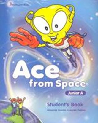 Εικόνα της ACE FROM SPACE JUNIOR A SB (+ BOOKLET+ PICTURE DICTIONARY)