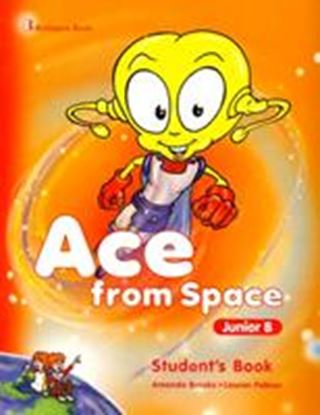 Εικόνα της ACE FROM SPACE JUNIOR B SB (+ BOOKLET + + PICTURE DICTIONARY)