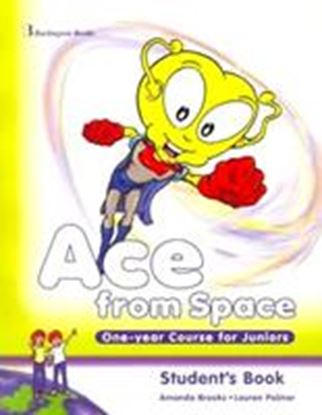 Εικόνα της ACE FROM SPACE JUNIOR 1 YEAR SB (+ BOOKLET + PICTURE DICTIONARY)