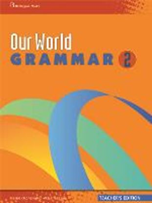 Εικόνα της OUR WORLD 2 TCHR'S GRAMMAR
