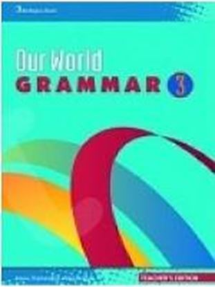 Εικόνα της OUR WORLD 3 TCHR'S GRAMMAR