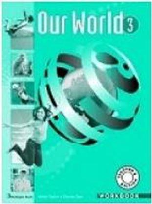 Εικόνα της OUR WORLD 3 TCHR'S WB