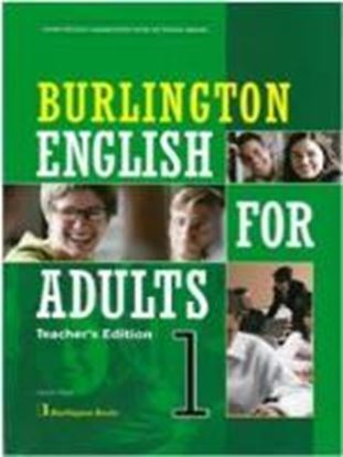 Εικόνα της BURLINGTON ENGLISH FOR ADULTS 1 TCHR'S