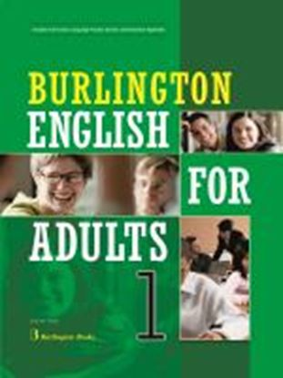 Εικόνα της BURLINGTON ENGLISH FOR ADULTS 1 SB