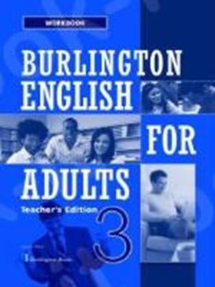 Εικόνα της BURLINGTON ENGLISH FOR ADULTS 3 TCHRS WB
