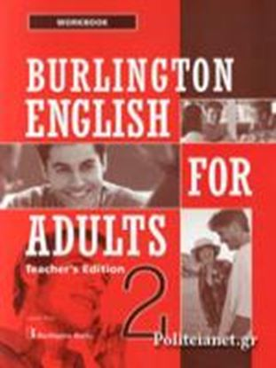 Εικόνα της BURLINGTON ENGLISH FOR ADULTS 2 TCHRS WB