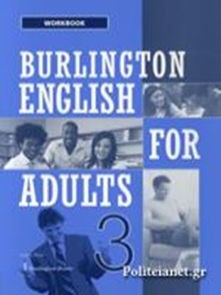 Εικόνα της BURLINGTON ENGLISH FOR ADULTS 3 WB