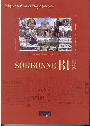 Εικόνα της SORBONNE B1 ECRIT LIVRE DE L'ELEVE