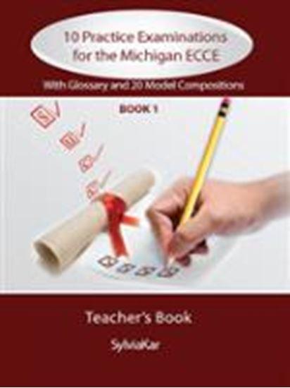 Εικόνα από 10 Practice Examinations for the Michigan ECCE Book 1 - Student' s Book