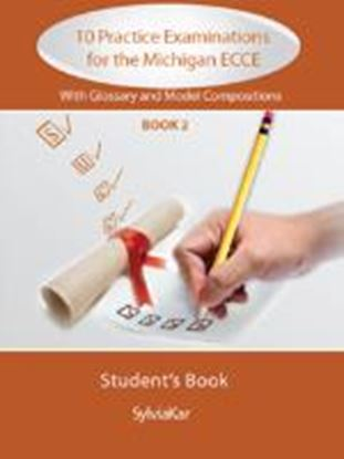 Εικόνα της 10 Practice Examinations for the Michigan ECCE Book 2 - Student' s Book