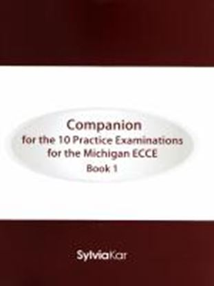 Εικόνα της Companion for the 10 Practice Examinations for the ECCE Book 1