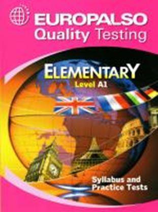 Εικόνα της EUROPALSO QUALITY TESTING ELEMENTARYSB