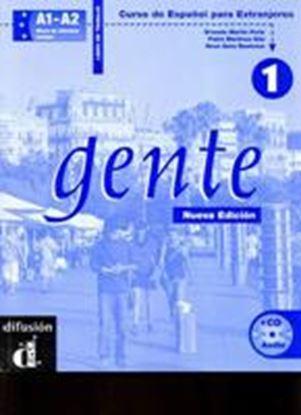 Εικόνα της Gente 1 Nueva Edicion, Libro de trabajo + CD