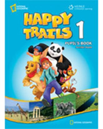 Εικόνα της Happy Trails 1 Pupil's Book with CD (1)