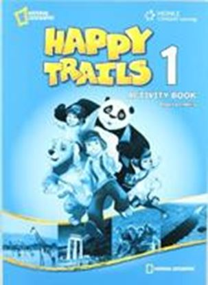 Εικόνα της Happy Trails 1 Activity Book