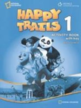 Εικόνα της Happy Trails 1 Activity Book with key