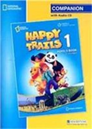 Εικόνα της Happy Trails 1 Companion & CD (Pack)