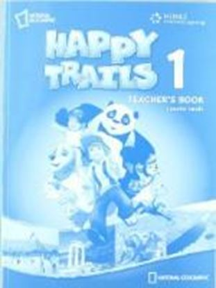 Εικόνα της Happy Trails 1 Teacher's Book