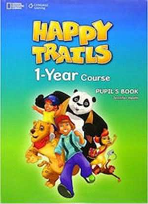 Εικόνα της Happy Trails 1-Year Course Pupils Book with audio CD (1) & Start er Booklet