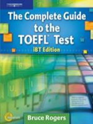 Εικόνα της Complete Guide to the TOEFL IBT Self Study Pack (Student Bk, CD- Rom, Audio CDs, Answer Key, Tapescrip