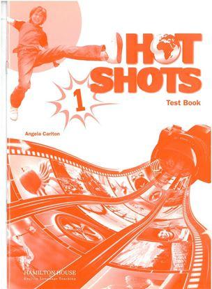 Εικόνα της HOT SHOTS 1 TEST BOOK